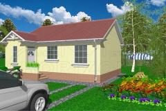 hazbovites-kis ház terv