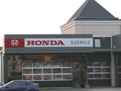 Honda szalon