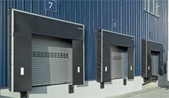 Decotherm ipari redőnykapu